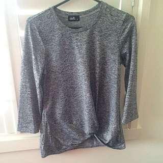 Dotti 3/4 Sleeve Top Size XS