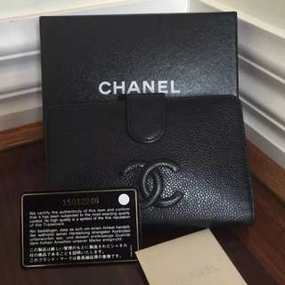 100% Authentic Chanel Wallet Rrp$1200