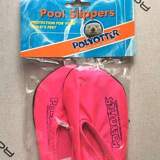 Pink Pool Slippers