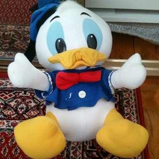 Sailor Donald Duck Disney soft Toy Plush