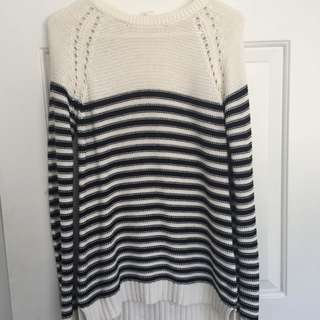 Knitted Jumper Size 10