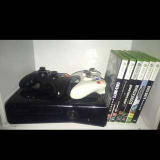 Xbox 360 +everything Included