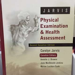 Physical Examination & Health Assessment For Nursing Students