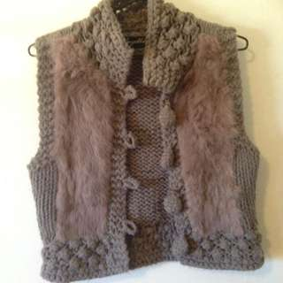 Super Soft Faux-fur Vest