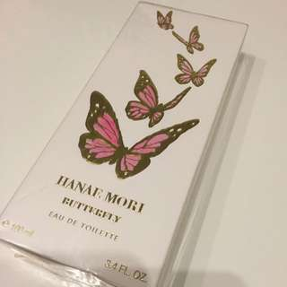 Hanae Mori Butterfly 100mL **newly discounted