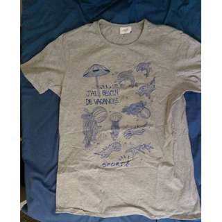 Agnes B Tee (French Label)