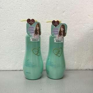 Lucido- L Designing Pump Hair Milk