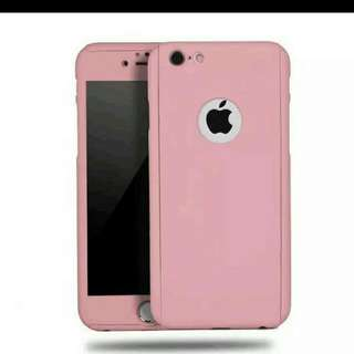 360 Case For Iphone 4-6s