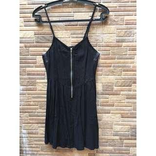 H&M Little Black Flaire Dress