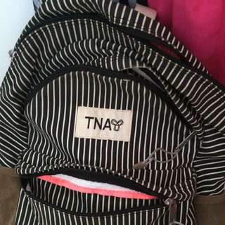 TNA bag Aritzia (knapsack)