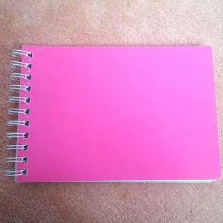 DIY Visual Diary/scrapbook