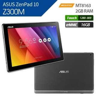 ASUS 10吋A6.0平板電腦Z300M