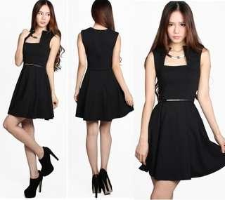Catwalkclose Dress In Black