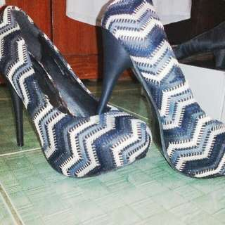 Pointed Heels 6inch.
