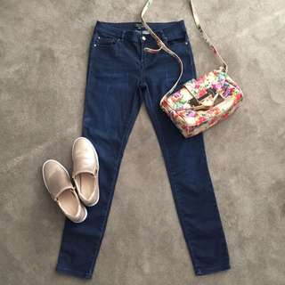 Forever New Jeans - Size 10
