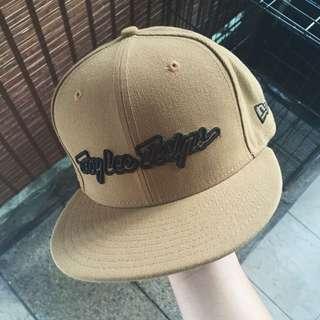 Troy Lee Designs TLD New Era 9FIFTY Classic Signature Snapback Hat Khaki