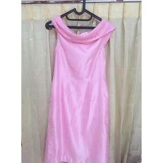 Pre❤️ dress sabrina bridesmaid