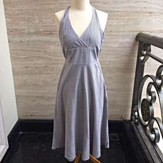 H&M: Backless Summer Dress