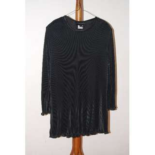 Ellen Tracy Top Crimped