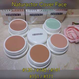 Authentic Naturactor Cover Face