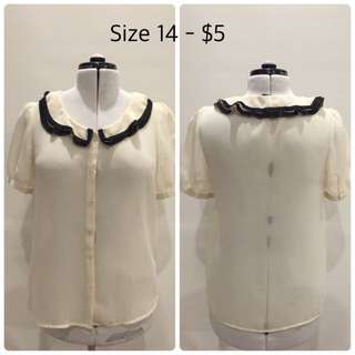 NOW blouse