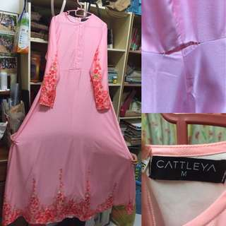 DRESS FLORAL PRELOVED