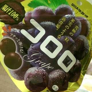 UHA味覺糖 葡萄口味