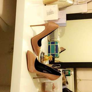 Pointy Nude Marco Gianni 💖 Size 38, 7