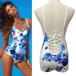 One piece swimwear size M
