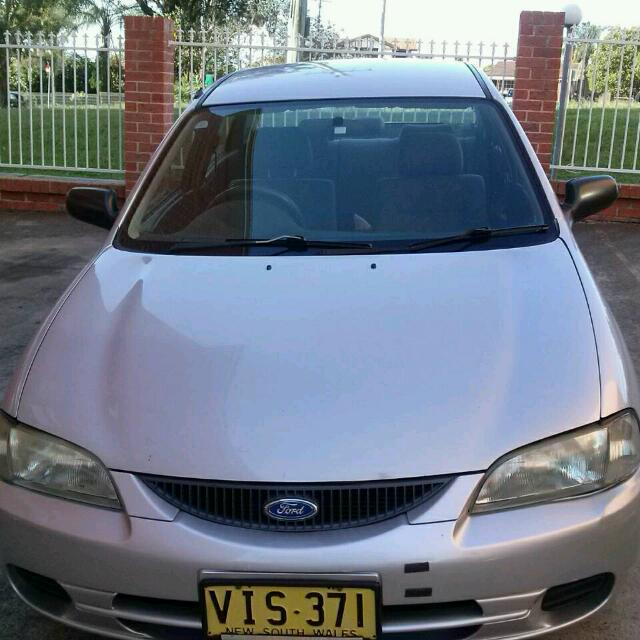 1998 Ford Laser Lxi (1 Year Rego) (Negotiable)