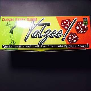 Yatzee! Classic Party Game