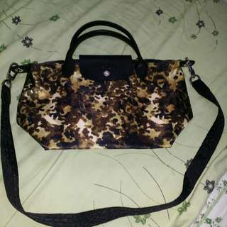 Authentic longchamp small size