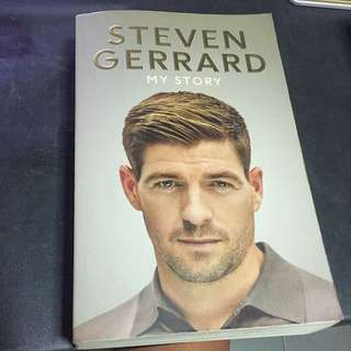 Steven Gerrad, My Story. Soccer