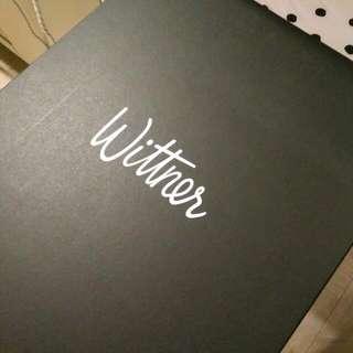 WITTNER Black Suede BOOTS 99% New!
