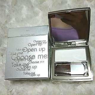 RMK Ingenious Powder Cheeks P01 Shiny Silver White (Free Postage)