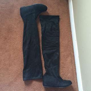 Over Knee Boots US9 (8.5)