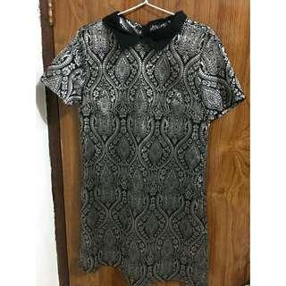 Dress Nyla Panjang 83 Bust 46.5x2