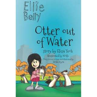 Ellie Belly #8: Otter Out of Water - Paperback (Age Range: 7 - 12)