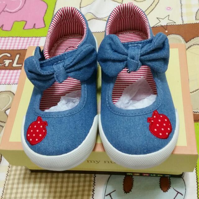 麗嬰房女童鞋