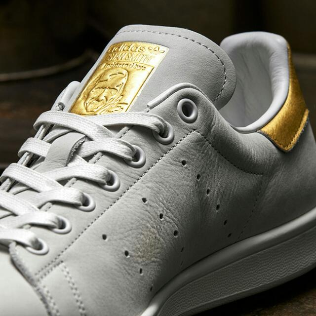 new concept 5f3aa 9beba Adidas Stan Smith 999 24K Gold, Men's Fashion, Footwear on ...