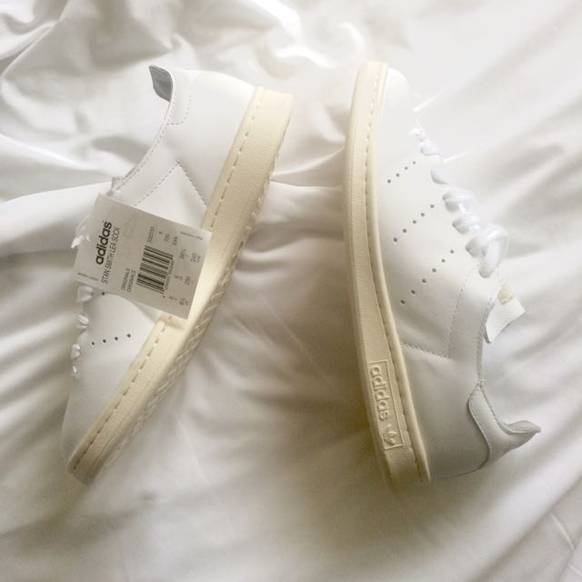 3195092e878f Adidas Stan Smith Leather Sock Limited Edition White 🔴RESERVED ...