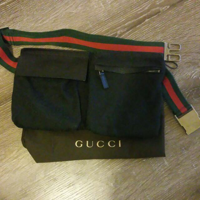 Authentic Gucci Sidebag