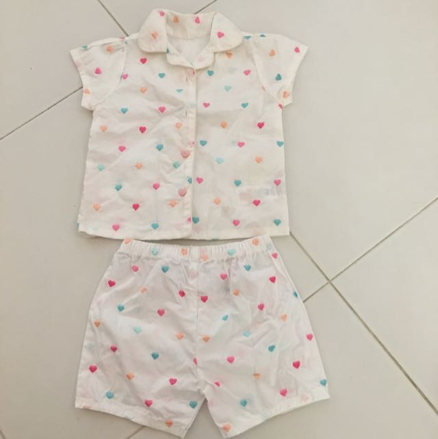 40984759f Baby Girl Pyjamas 9-12 Months