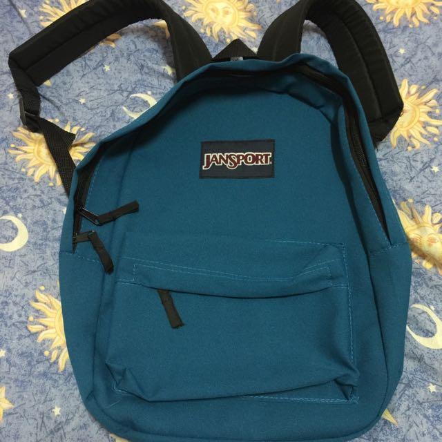 Bag (class A Jansport)