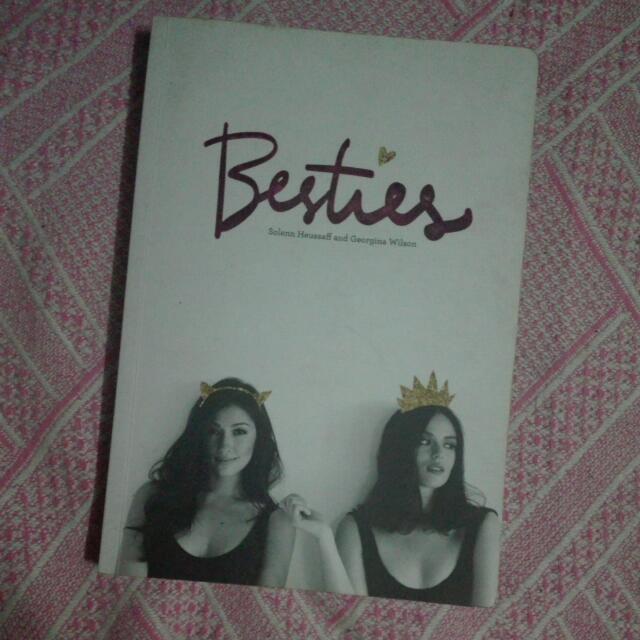 Besties by Georgina Wilson and Solenn Heussaff
