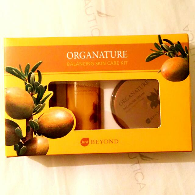 Beyond Organature Balancing Skin Care Kit