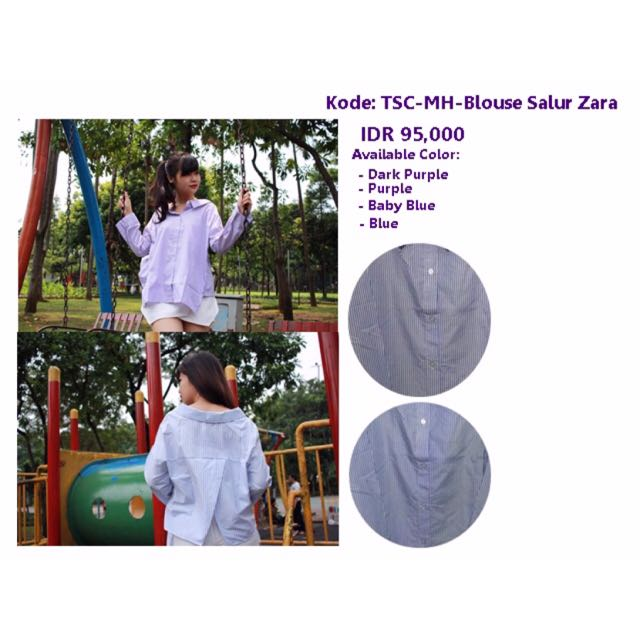 Blouse Salur Zara