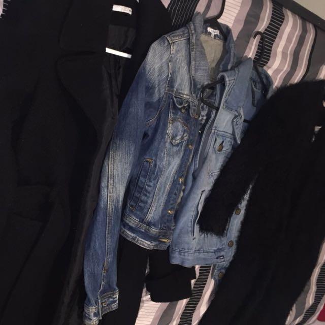 Bulk Jumps/jackets $30