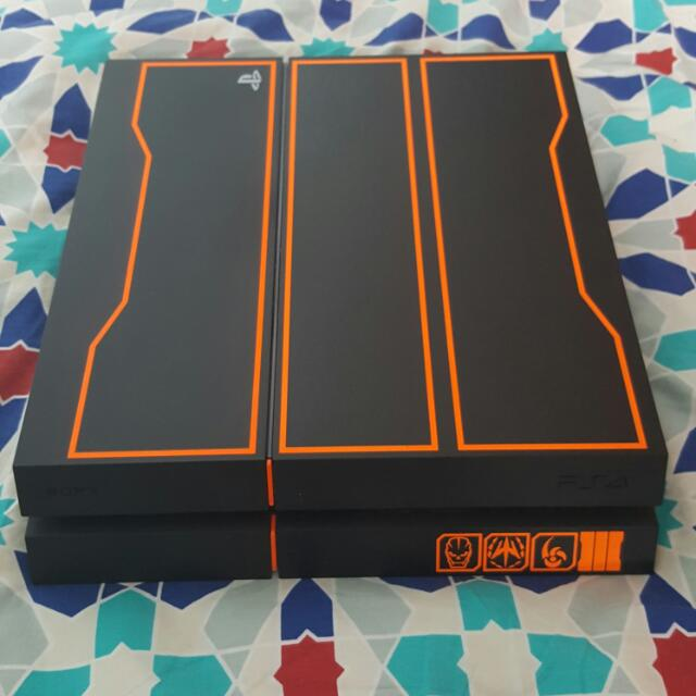 Call Of Duty Black Ops 3 Ps4 Bundle Limited Edition Toys