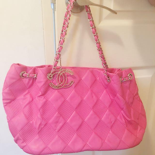 Chanel style handbag